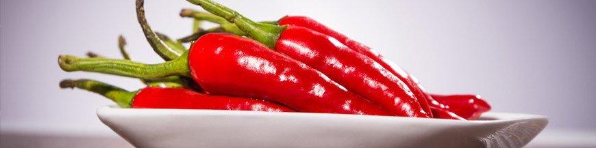 Pfeffer / Chili / Salz